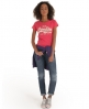 Superdry Vintage Logo T-shirt Red