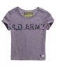Superdry SD Army T-shirt Grey