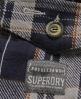 Superdry Hunstman Hoodie Blue