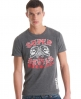 Superdry Devils T-shirt Dark Grey
