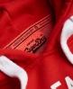 Superdry Vintage Logo Hoodie Red