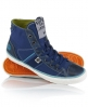 Superdry Bolt Trainers Navy