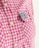 Superdry Country Check Shirt Pink