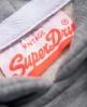 Superdry Saint Hoodie Light Grey