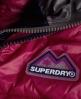 Superdry Base Camp Gilet Pink