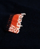 Superdry Orange Label Vee Neck Navy