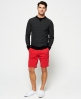 Superdry International Chino Shorts Red
