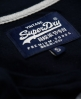 Superdry Crude Curl T-shirt Navy