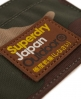 Superdry Montana Card Holder Green