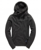 Superdry Crossover Hoodie Dark Grey