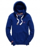 Superdry Orange Label Hoodie Navy