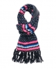 Superdry Nordic Long Scarf Black