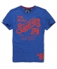 Superdry Keep It T-shirt Blue