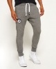 Superdry Master Brand Joggers Grey