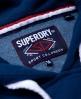 Superdry Built Guaranteed Hoodie  Blue