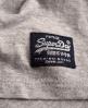 Superdry Super 10 Sparkle Vest Top Light Grey