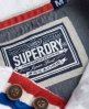 Superdry Summer Chariot Crew White