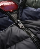 Superdry Retro Sherpa Gilet Black