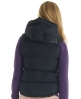 Superdry Hooded Camping Vest Navy