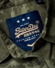 Superdry Military Shirt  Green