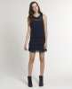 Superdry Super Lace Dress Navy