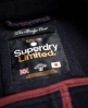 Superdry Bridge Coat Navy