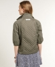 Superdry Silk Route Bomber Green