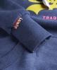 Superdry Vintage Logo Duo Hoodie Blue