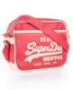 Superdry Alumni Mini Bag Red