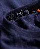 Superdry T-shirt à poche Surplus Goods Bleu Marine