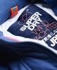 Superdry Veste à capuche Wind Yachter Bleu