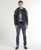 Superdry Dock Rescue Jacket Navy