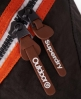 Superdry Bike Courier Backpack Brown