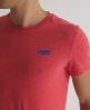 Superdry Embroidered T-shirt Pink