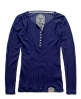 Superdry Tin Can Grandad Top Navy