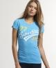 Superdry Neon Lights T-shirt Blue