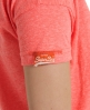 Superdry Comets Oversized T-shirt Pink