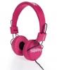 Superdry Technical Headphones Pink