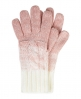 Superdry Ombre Clarrie Gloves Pink