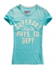 Superdry Discharge State t-shirt Blue