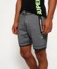 Superdry Gym Tech Slim Shorts Grey