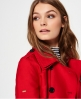 Superdry Trench-coat Belle Rouge