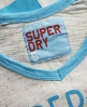Superdry Motor Noodle Top Cream