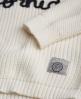 Superdry Cali Varsity Tunic Jumper White