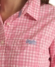 Superdry Boyfriend Tailored Shirt Pink