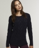 Superdry Boston Sweater Navy