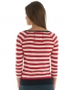 Superdry Candy Cane Crew Red