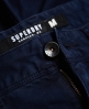 Superdry Surplus Goods Custom Jean Shorts Black