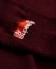 Superdry Orange Label V-neck Purple