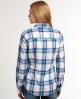 Superdry Classic Lumberjack Shirt Blue